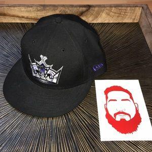 promo code 4db18 f3e76 New Era Accessories - NHL New Era Los Angeles Kings Hat - 7 1 8